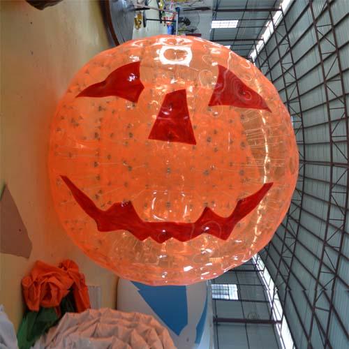 Halloween-zorbing-ball