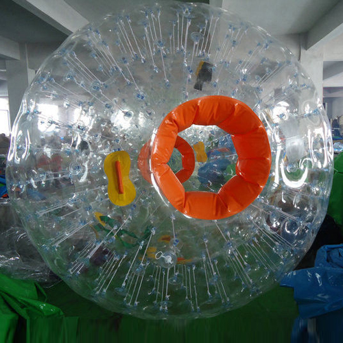 clear_zorb_ball_orange